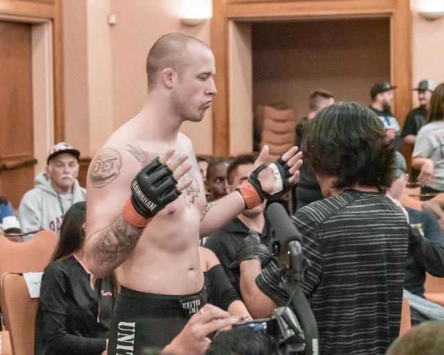 X152 MMA Photos