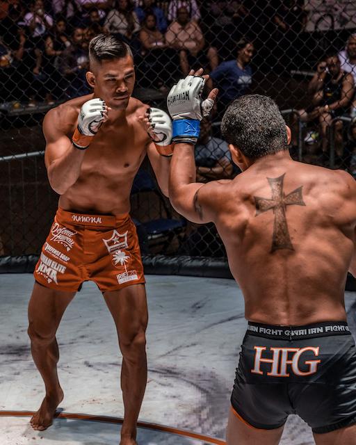x1 54 - 14 Tyson Nam vs Donald Gonzalez