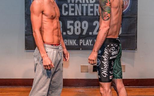 x1-55-Tyson Nam vs Shojin Miki Weigh in Photo