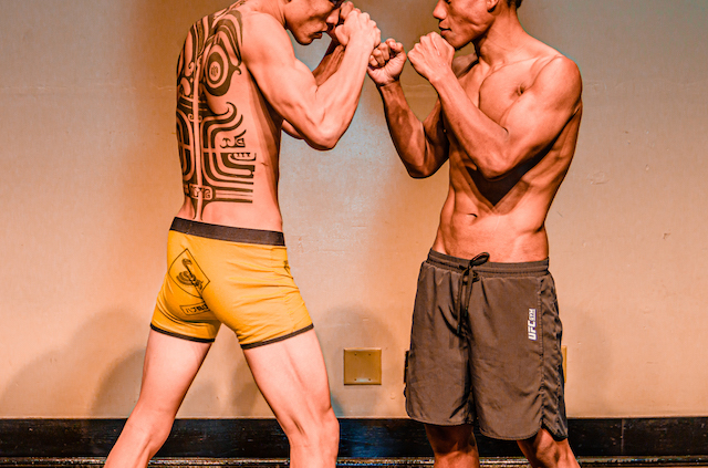 40 Rodney Mondala vs Ricky Ing